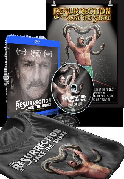 resurrection of jake the snake full movie